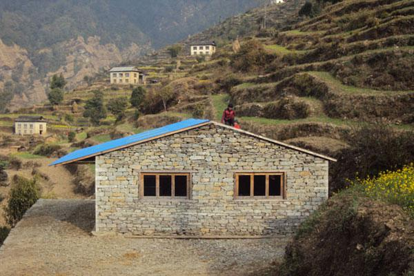 GSF owned clinic at Solukhumbu District